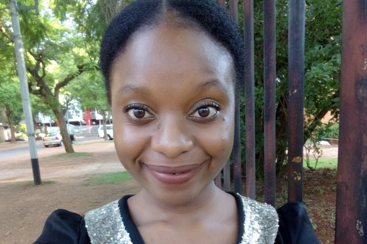 Rose Dube's Story: A VOICE, NOT AN ECHO
