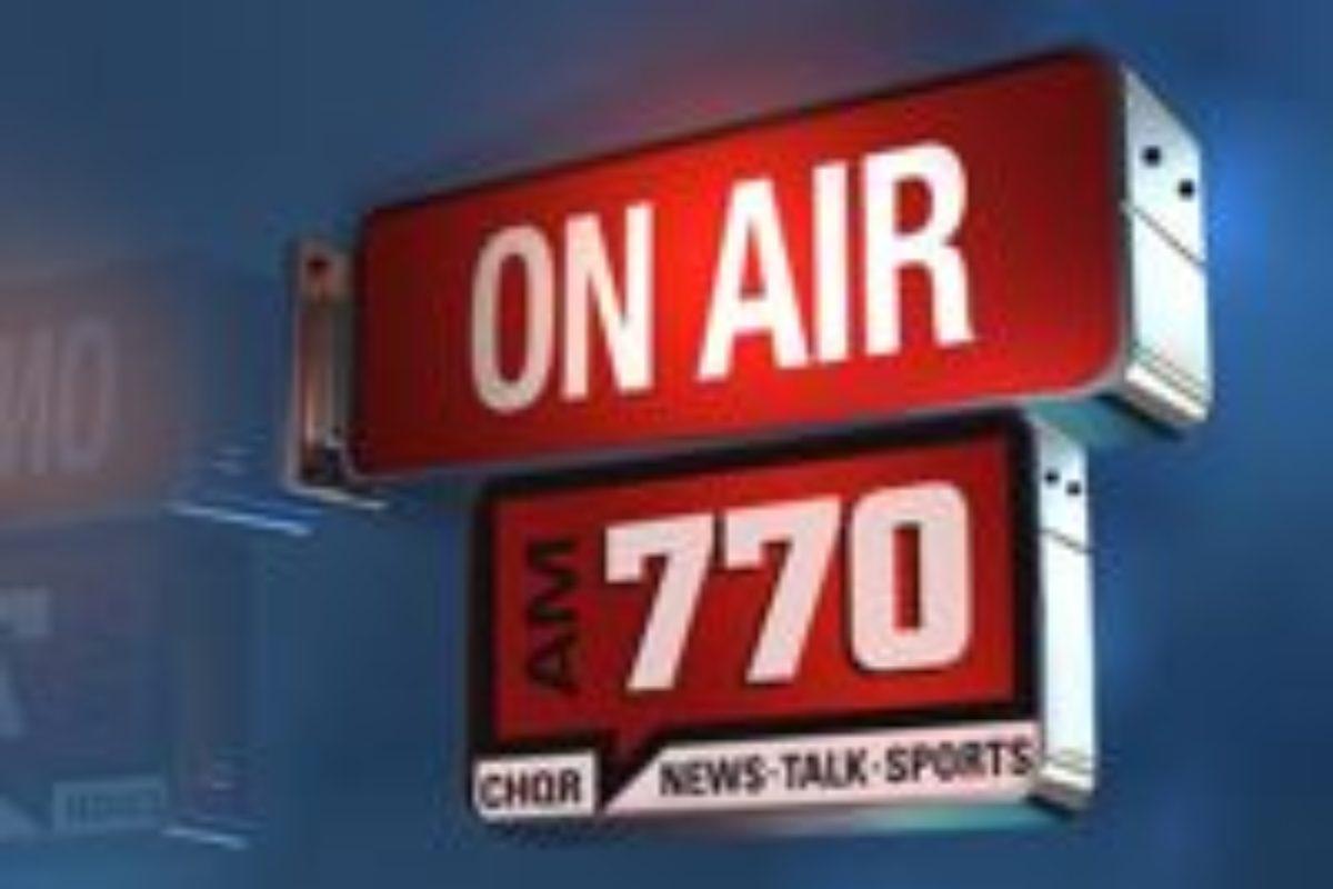 Radio Interview on Calgary News Talk 770 – January 16, 2015