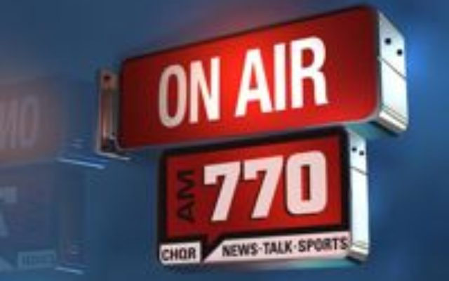 Radio Interview on Calgary News Talk 770 – January 16, 2015